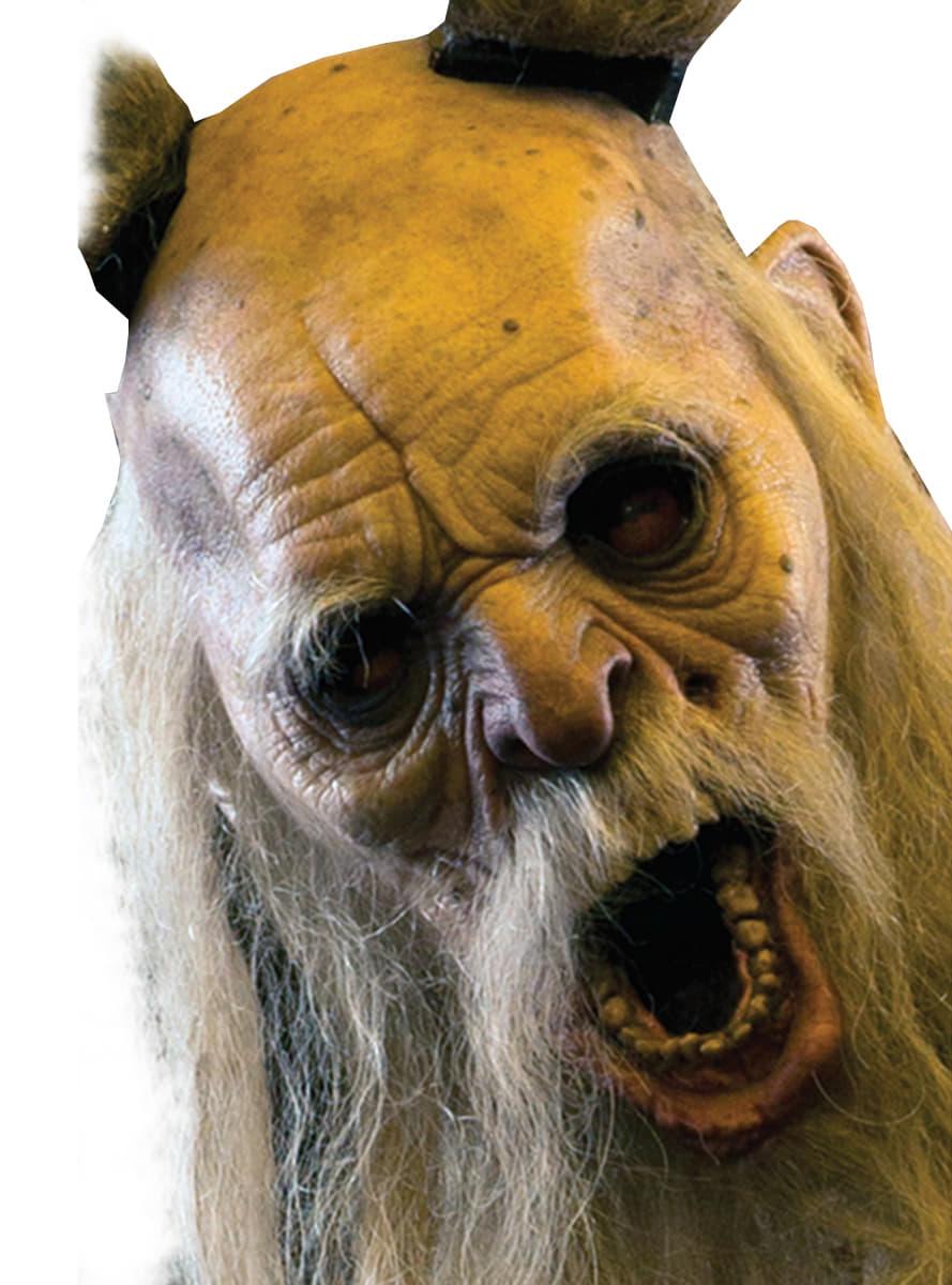 Adult S Krampus Movie Mask