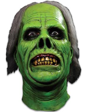 Máscara de Fantasma da Ópera verde para adulto