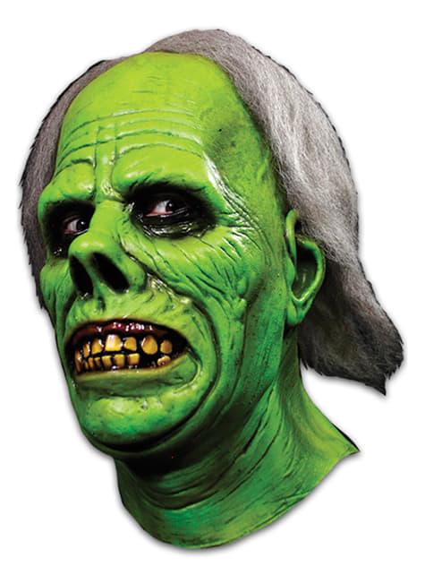 Mask Phantom of the Opera grön för vuxen