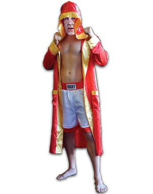 Miesten Rocky Balboa -aamutakki