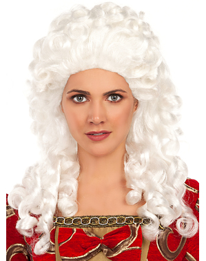 Parrucca epoca barocca