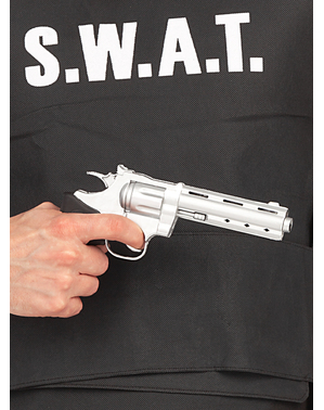 policija pištolo