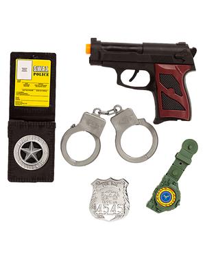 Поліцейський комплект аксесуарів