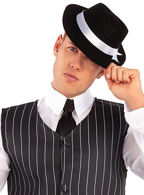 Kapelusz gangstera - do Twojego kostiumu