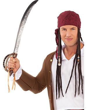 pirātu zobens