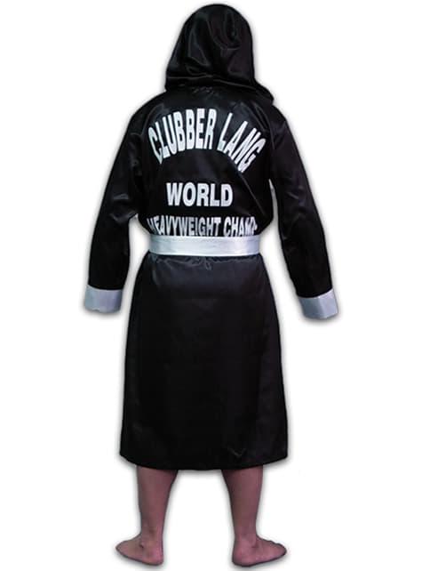 Badjas Clubber lang Rocky III voor mannen