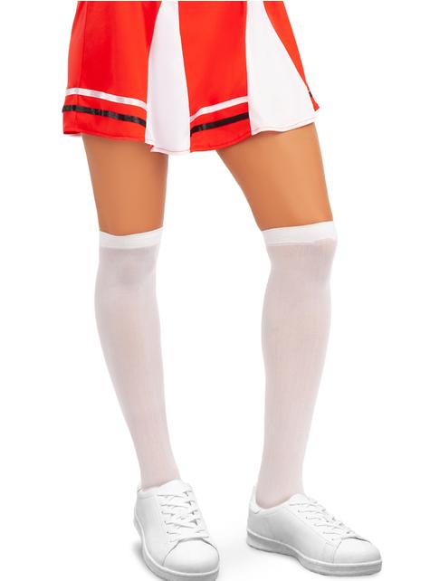 White high socks