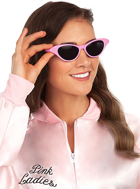 50er Jahre Brille - für dein Kostüm
