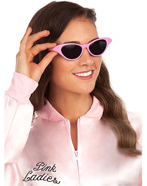 Jaren 50 stijl bril voor vrouwen