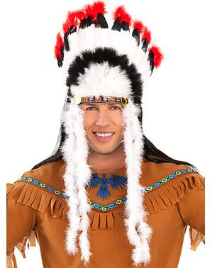 Indijanska kapa poglavice