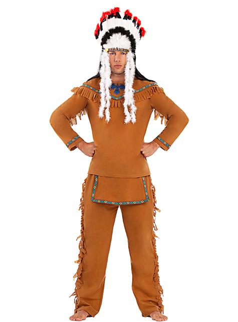 Pióropusz indiański - do Twojego kostiumu
