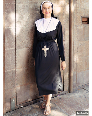 Макси костюм на монахиня