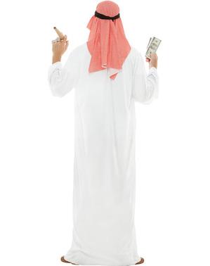 Disfraz de árabe talla grande
