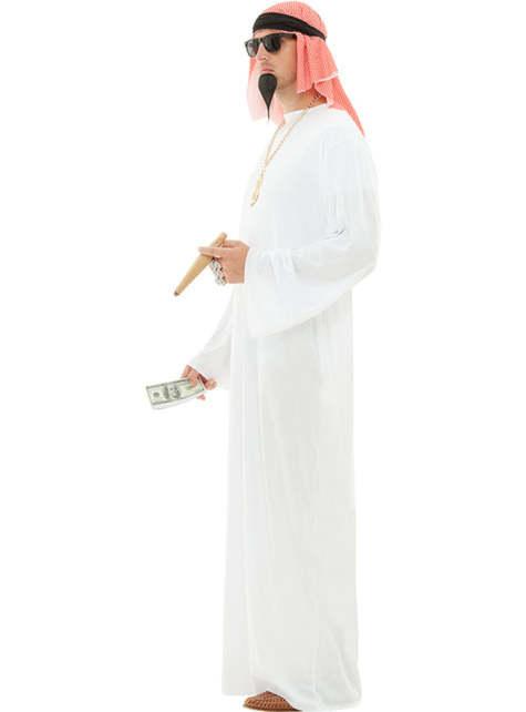 Arab Costume plus size - funny