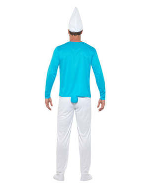 Smurf Costume plus size