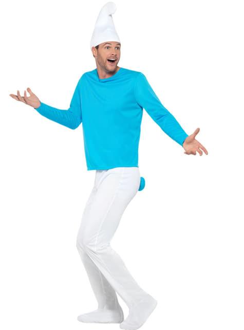 Smurf Costume plus size - funny