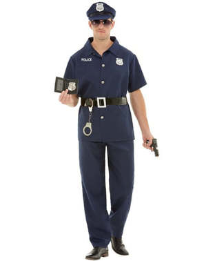 Макси костюм на полицай