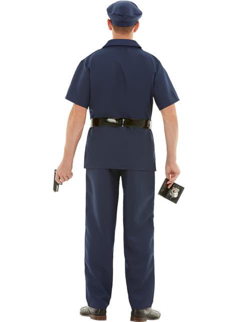 Police costume plus size