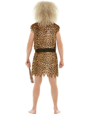 Caveman costume plus size
