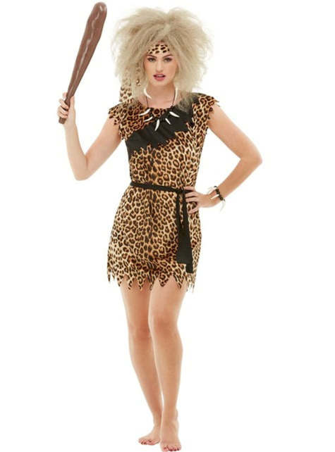 Cave Girl costume plus size