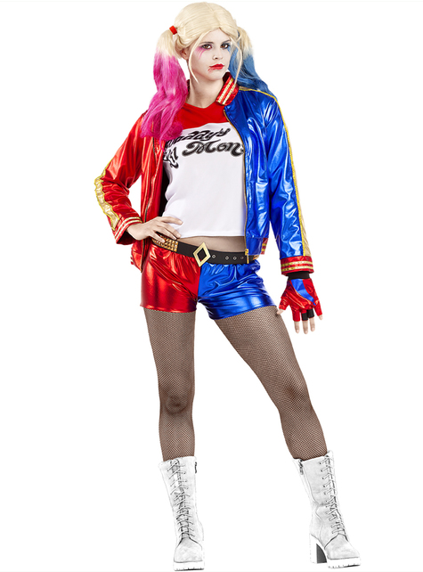 Suicide Squad Harley Quinn Jacket (New Style)