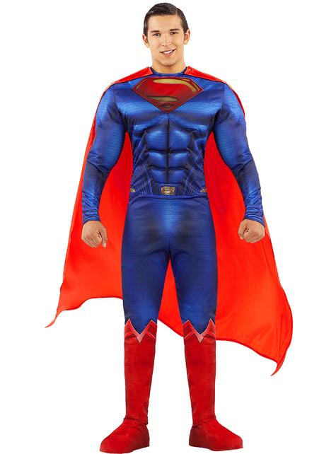 Costume Di Superman Justice League Consegna 24h Funidelia