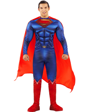 Costume di Superman - Justice League