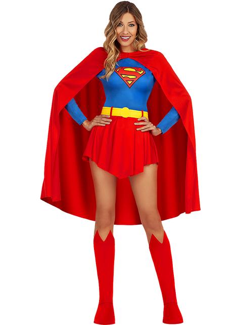 Γυναικεία στολή Supergirl