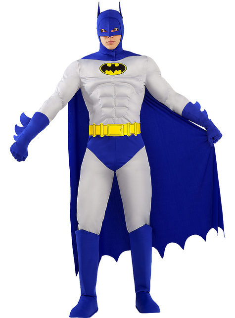Batman costume - The Brave and the Bold