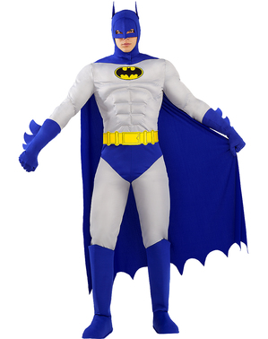 Batman kostume - The Brave and the Bold