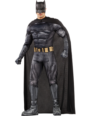 Batman costume - The Justice League