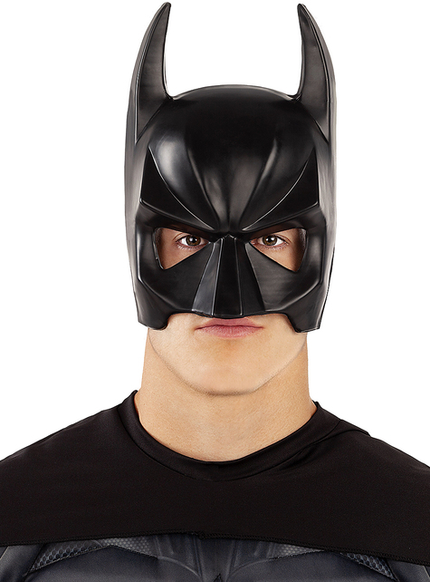 Μισή μάσκα Μπάτμαν για ενήλικες