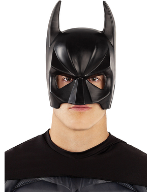 Бэтмен полумаска для взрослых - The Dark Knight Rises