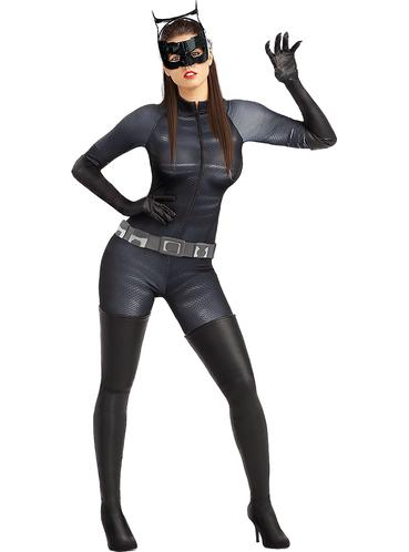 Catwoman Dräkt Latex