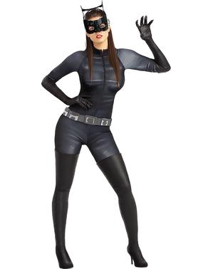 Жена мачка костим