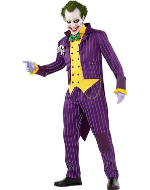 Costum Joker - Arkham City