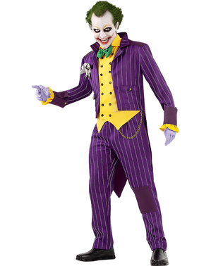 Costume Joker - Arkham City