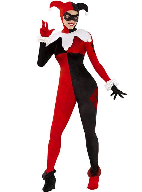 Strój Harley Quinn - DC Comics