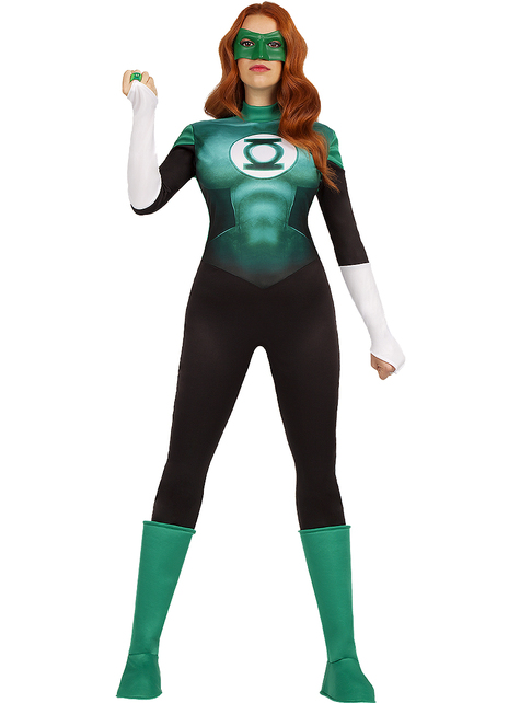 Green Landern kostim za žene - DC Comics