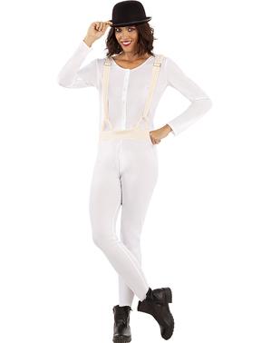 Costume Arancia Meccanica da donna