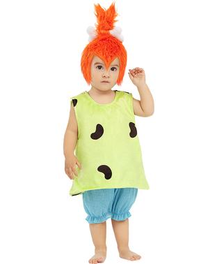 Pebbles kostyme til babyer - Flintstones