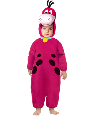 Dino kostyme til babyer - The Flintstones