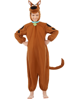 Scooby Doo kostüüm lastele