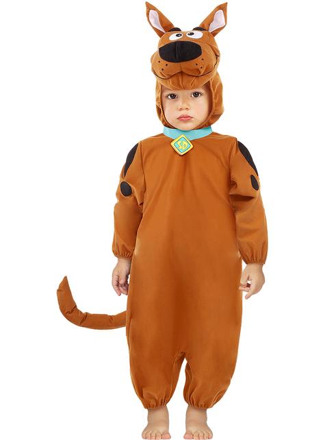 Strój Scooby Doo dla niemowląt