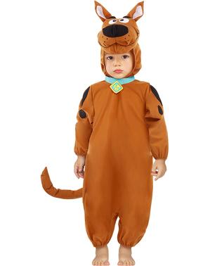 Deluxe Scooby Doo Maskeraddräkt för bebis