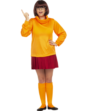 Velma kostüüm - Scooby Doo