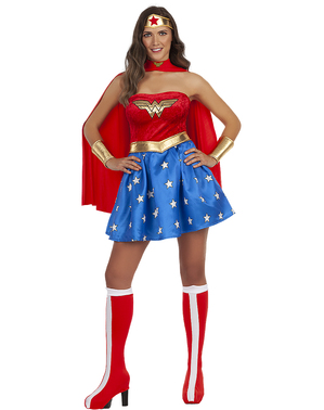Wonder Woman seksi kostim