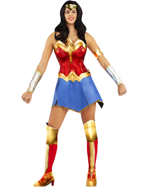 Wonder Woman kostuum