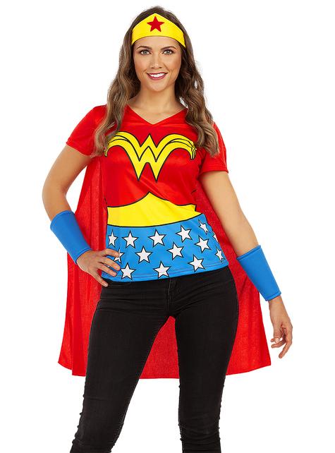 Kit Wonder Woman femme