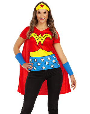 Wonder Woman komplet za ženske